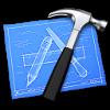 stormerider: Apple Xcode icon (Misc - OSX Coding, Coding - OSX)