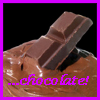acelightning: lots of delicious chocolate (chocolate)