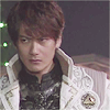 garo: (there's cheating on your lips)