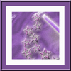 acelightning: magick wand leaves a trail of silvery stars (magick)