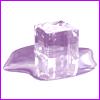 acelightning: melting ice cube (ice)