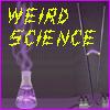 """acelightning: jacob's-ladder and fuming Erlenmeyer flask - """"weird science"""" (weird)"""