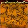 chessandlatin: (godless sodomites)