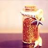 tidesofmyblood: (Pics: Starfish glitter)
