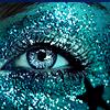 tidesofmyblood: (Pics: Aqua glitter)