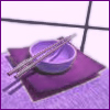 acelightning: bowl with chopsticks (eats02)
