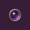acelightning: round purple control-panel light (jewel-light)