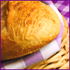 acelightning: oval loaf of crusty bread (bread)