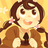 echo_delta: Almond (Cucumber Quest) (squee)