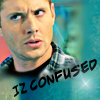 jadedmusings: (Supernatural - Dean iz confused)