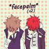 chiba_yuriko: (Facepalms)