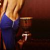 4letters4ninja: (Blue Dress)