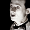 hyperconformist: black and white photo of the late klaus nomi (klaus nomi, music)