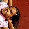 florence_craye: kannathil muthamittal amudha thinking (bra maidenform chariot)