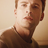 pensnest: sepia close up of Steve Rogers looking somewhat worried (Steve Rogers)