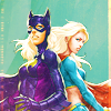 dahlia_moon: (batgirl and supergirl)