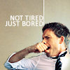 thelazyfangirl: (Suits: Bored)