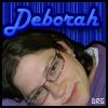 deborahrgoldman: (Deborah - me thinking pic)