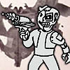 mustinvestigate: Fallout and Rorschach, together at last (cyborg rorschach)