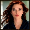 sage: Still of Natasha Romanova from Iron Man 2 (sheppard happy)