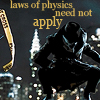 mustinvestigate: laws of physics need not apply (Rorschach - physics)