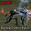 savyono: (Burning Donkey Punch)