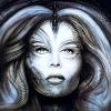 transhumanist: (serene monster)