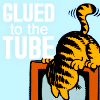 kj_svala: (Garfield glued to the tube)