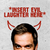 kj_svala: (NCIS evil laughter)
