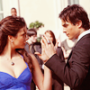 juana: i want to believe that it's for real ([vd] elena/damon: slow dancing)
