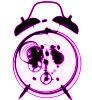 unfitforsociety: (pink clock)
