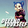 anyamalfoy: (MCR: Defend Yourself)