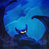 alee_grrl: From Fantasia: Demon mountain from Night on Bald Mountain (bald mountain)