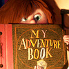 alee_grrl: Ellie and her adventure book (Up) (adventure book, up)
