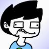 ghostytrainer: (surprise noodle lips.)
