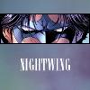 silveronthetree: Nightwing mask (dc:nightwing)