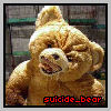 suicide_bear: An evil teddy bear. (Default)