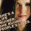 "lorax: Katherine is a Mean Girl (TVD - Katherine ""Life Ruiner"")"