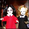 suicide_bear: My lovely girlfriends. (Sin & Agatha)