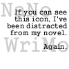 jackalibis: (Writing NaNo Distractions)