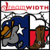 jenna_thorn: a cowboy hat and Texas flag bedecked Dreamsheep (Texas Dreamsheep)