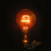 green_dreams: Fading lightbulb. (all burnt out)