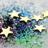 lynnie: (Glitter stars)