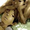kkscatnip: (lazy affection)