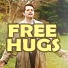 cupidsbow: (spn - castiel free hugs)