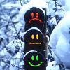 snarky: (stop light faces)