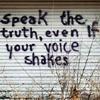 snarky: (speak the truth)