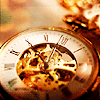 wordsworn: My clockwork heart counts the seconds; I have no time for anyone but myself. (So very true.)