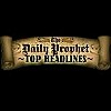 sa_npc: picture of a banner with the words 'Daily Prophet Top Headlines' (Daily Prophet)