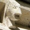 sakana17: gargoyle with teeth (fontaine-henry-gargoyle-teeth)
